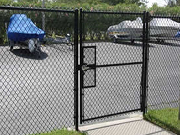 Mobile Fencing Gate