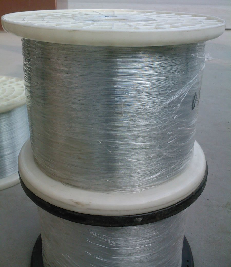 Galvanized Spool Wire