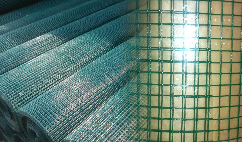 PVC Coated Galvanized Poultry Netting