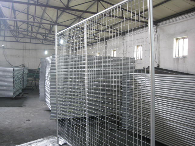 Australia Standard Temporary Fence Panels Portable Fence