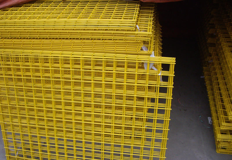 Welded Mesh Temporary Fence Panels